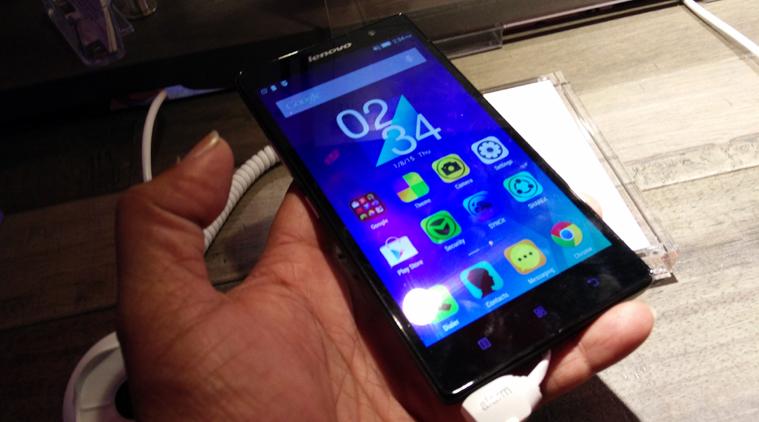 CES 2015:Lenovo、ミッドレンジクラスのAndroidスマートフォン「Lenovo A6000」を発表