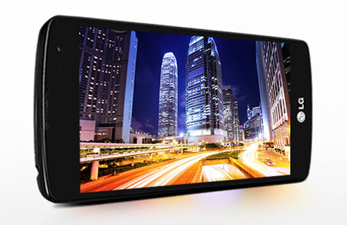 LG、4.5インチLTE対応Androidスマートフォン「LG F60」を発表。10月上旬に欧州で発売