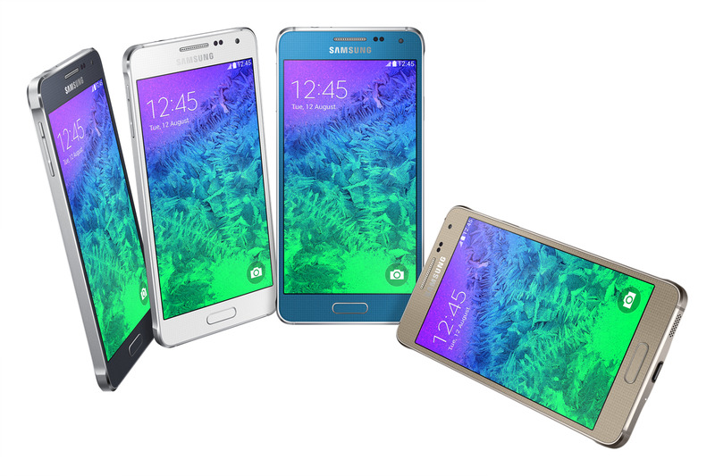Samsung-GalaxyAlphaを正式発表。金属フレームでiPhone6に対抗か
