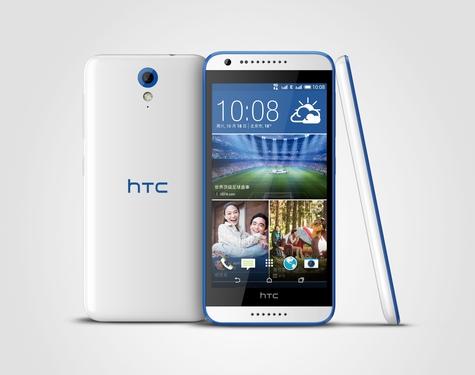 HTC、中国市場向けの5インチAndroidスマートフォン「Desire 820 mini」を発表