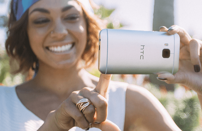 【MWC 2015】HTC、フラッグシップモデル「HTC One M9」を発表