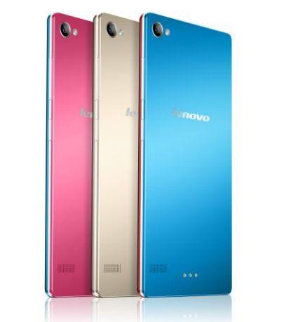 CES 2015:Lenovo、自分撮りに特化した新型スマートフォン「Vide X2 Pro Limited Edition」を発表