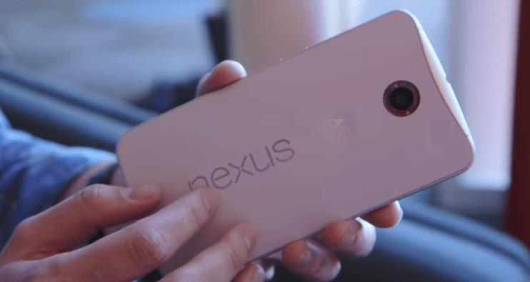 【刻印がクール】Nexus6のハンズオン動画が公開!