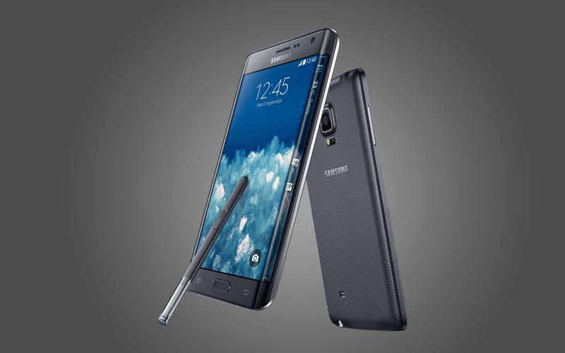 Samsung-「GalaxyNote Edge」「Gear S」をGalaxyShopで9月18日より先行展示