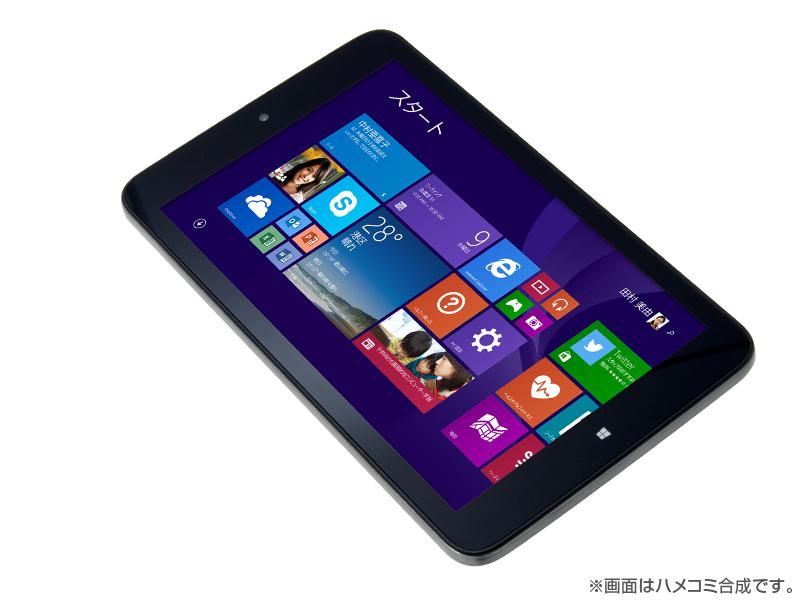 ドスパラ-1万8500円のWindows8.1タブレット「Diginnos DG-D08IW」を発表