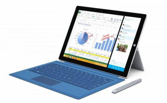 Microsoft-Surface Pro3を正式発表!比べものにならないくらいにパワーアップ