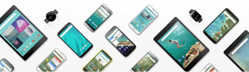 Androidの公式サイトに摩訶不思議なAndroid5.0版Galaxy S5が登場
