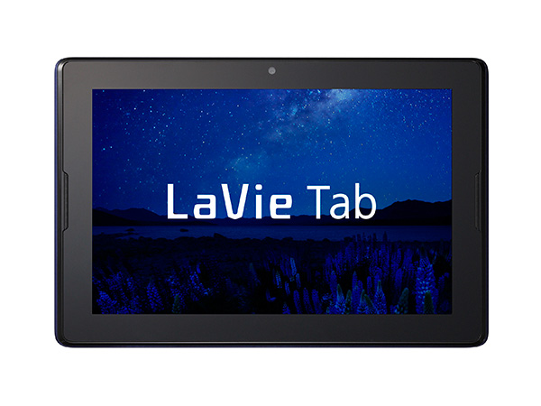 NEC-Androidタブレット2機種を発表「Lavie Tab E」