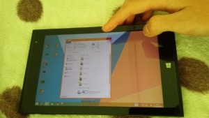 【ソフトウェア編レビュー】ビックカメラが発売した19,980円の低価格Windowsタブレット「 インテル はいってる タブレット2Si02BF」買ってきた