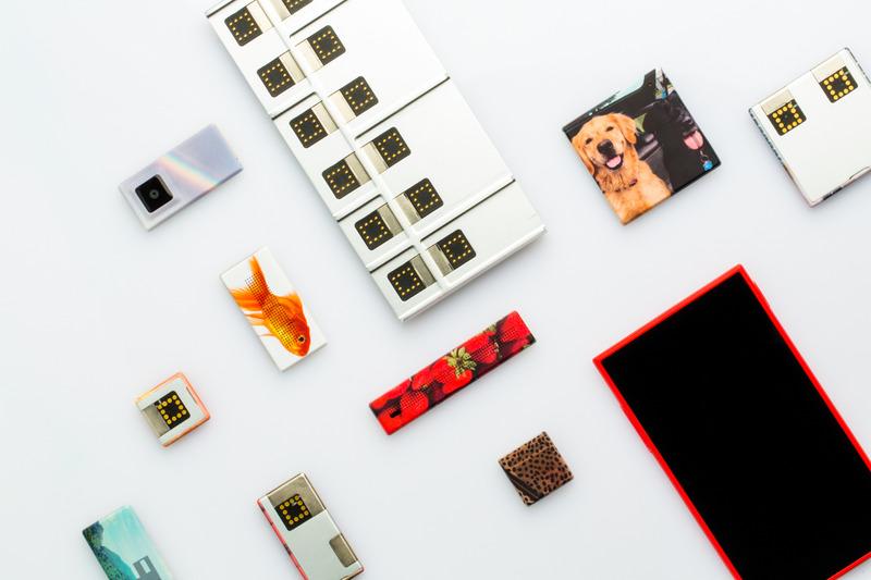 モジュール型スマートフォン ProjectAraのギャラリーが公開へ