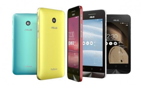 ASUS-Androidスマートフォンの「ZenFone」の5.5インチモデルが来年に発表か