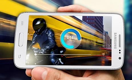 Samsung-低価格スマホ「Galaxy Core Lite」を発表