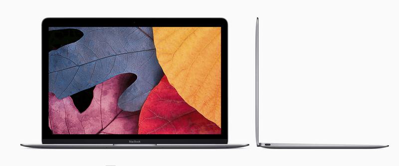 Apple-12インチ世界最薄13.1mmのMacBookを発表へ