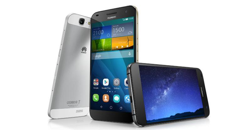 【IFA2014】Huawei、ミッドレンジモデルのAndroidスマートフォン「Ascend G7」を発表