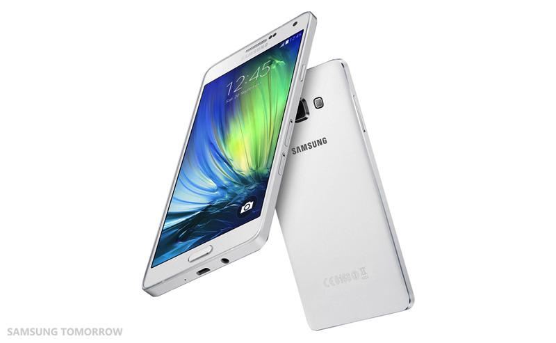 Samsung最薄のAndroidスマートフォン6.3mmの「Galaxy A7」を発表へ