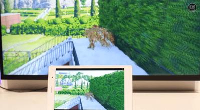 【動画】「XperiaZ3」と「XperiaZ3 Compact Tablet」を使ったPS4リモートプレイの様子