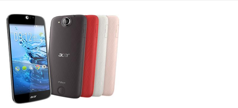 Acer、64bitオクタコアプロセッサを搭載したAndroidスマートフォン「Liquid Jade S」を発表-台湾