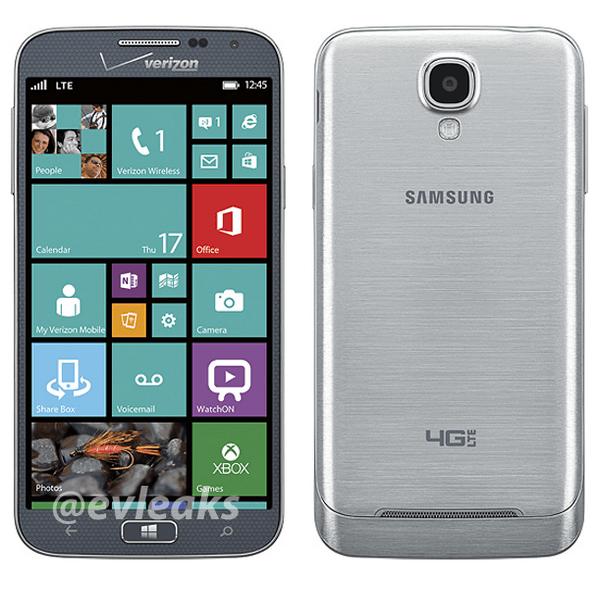 Samsung製WindowsPhone搭載スマートフォンの「Samsung ATIV SE」のプレス画像がリーク