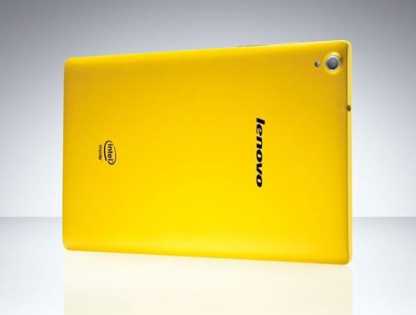 【IFA2014】LenovoはIntel製64bitをCPUを搭載したAndroidタブレット「Lenovo Tab S8」を発表