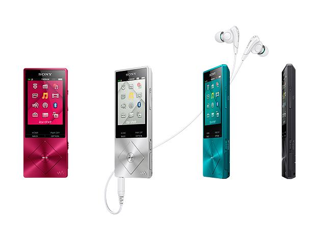 ソニー、microSDでの拡張に対応した新しいWALKMAN「NW-A10」シリーズを発表-11月18日発売