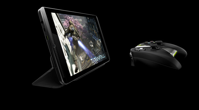 NVIDIA-TegraK1を搭載したAndroidゲーミングタブ「SHIELD Tablet」を発表