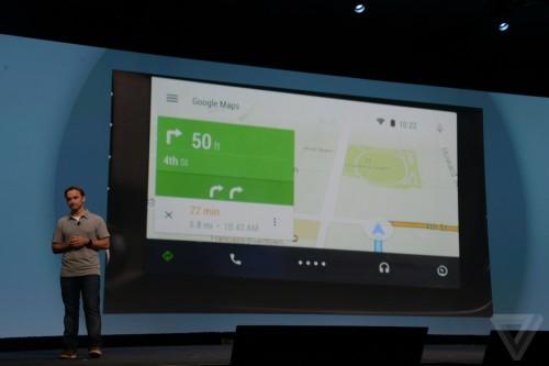 Androidの幅はスマートフォンだけでなく、テレビ・車にまで拡大