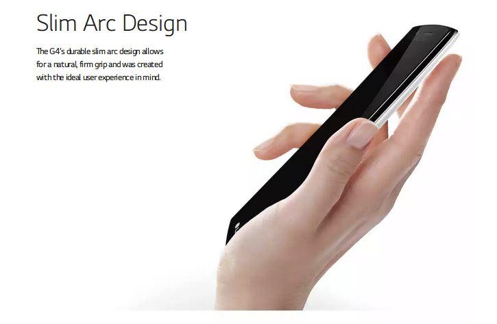 LG G4 SlimArc