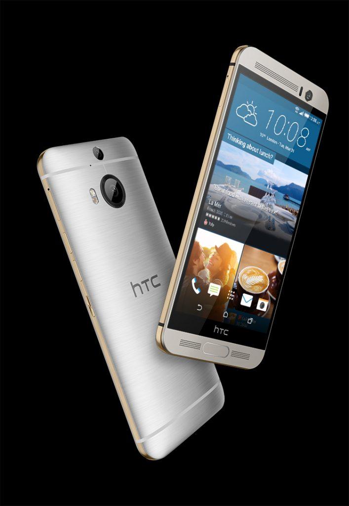 HTC、新機種2機種を投入「HTC One M9+ Supreme camera」「HTC Butterfly 3」