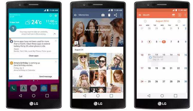 LG UX4.0