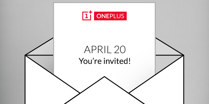 中国 One Plusが4月20日にプレスイベントを開催へ-OnePlus 2か?