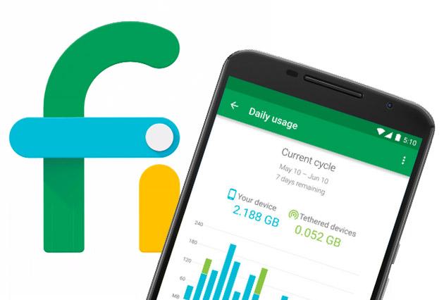 Googleのモバイルサービス「Project Fi」を優しく解説!