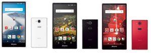 【ドコモ】夏モデル2015、LG「Disney mobile DM-01G」 を発表