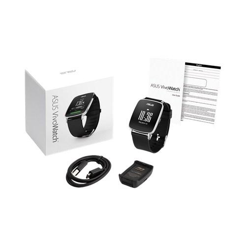 ASUS、10日間連続駆動するスマートウォッチ「Vivo Watch」を発表