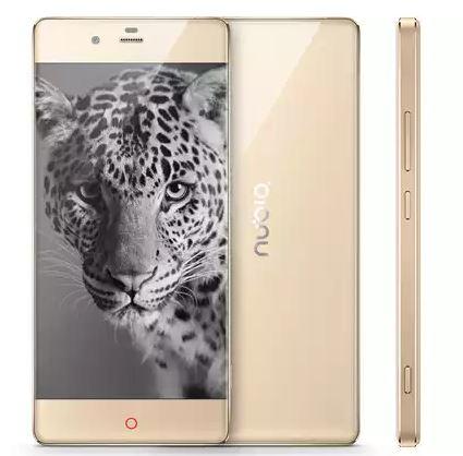 中国 ZTE、超ベゼルレススマートフォン「Nubia Z9」を発表