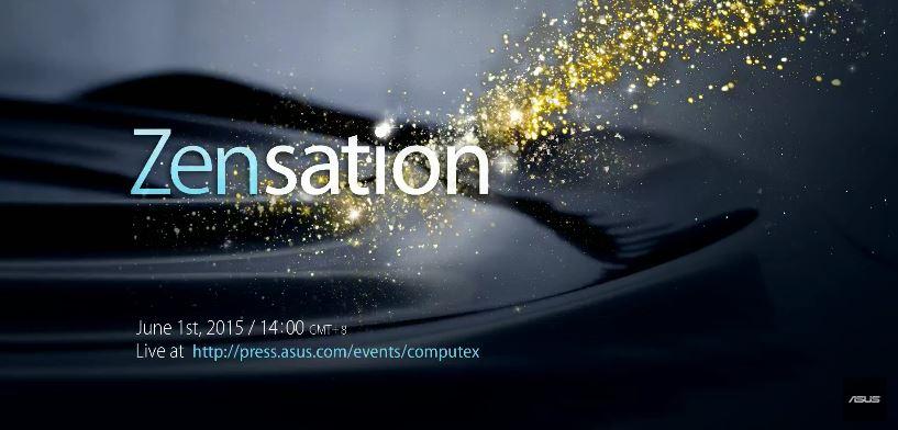 ASUS、Computex 2015のプレスカンファレンスの模様をライブ配信へ
