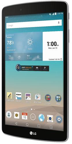 LG、LTEに対応した低価格(約18,000円)タブレット「LG G Pad F 8.0」を米国で発表