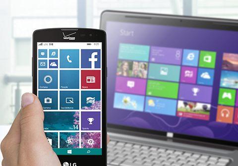 LG初のWindows Phone 8.1搭載スマートフォン「LG Lancet」を発表