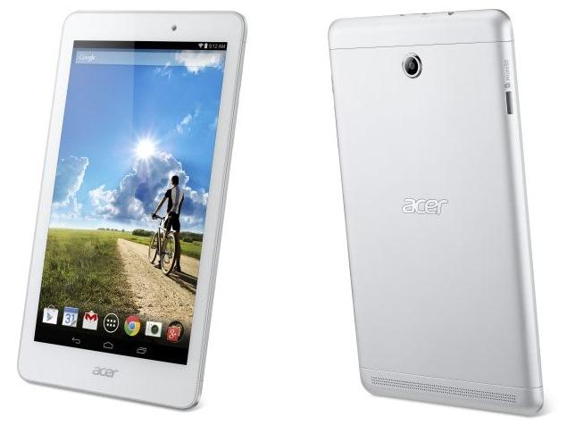 Acer、Androidタブレットの「ICONIA One 7」と「ICONIA One 8」を発表