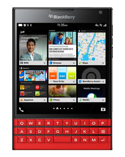 BlackBerryとしては初のAndroid搭載スマートフォン「Prague」を8月に発表か