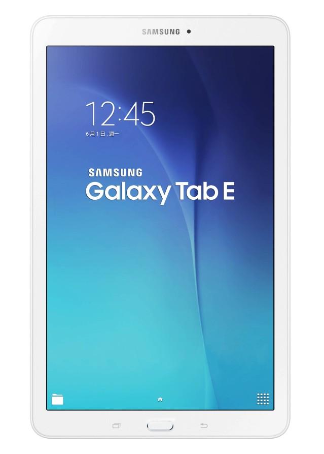 Samsung、台湾にて9.6インチAndroidタブレットの「Galaxy Tab E」を発表へ
