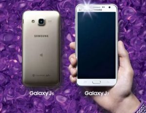 Samsung、低価格スマートフォン「Galaxy J5」と「Galaxy J7」を発表