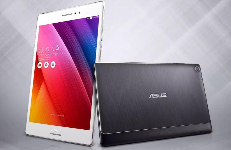 ASUS、8インチAndroidタブレット「ZenPad S 8.0」を発表へ-USB C採用