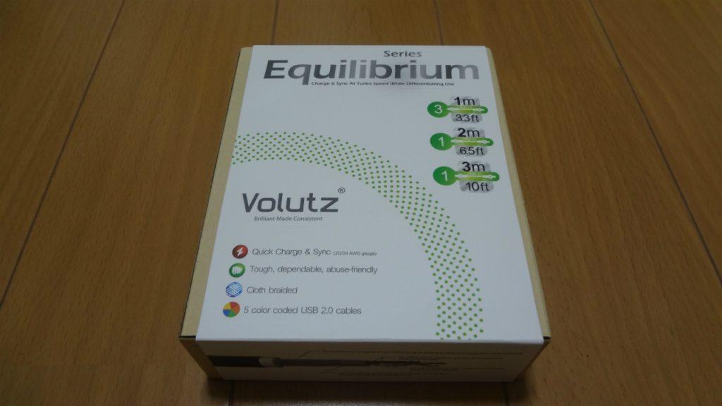 【提供品】Volutz製6ポートUSB充電器と高耐久ナイロンmicro USBケーブルのレビュー