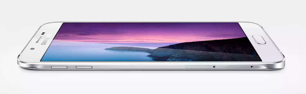 Samsung、Galaxy A8を発表 最薄5.9mm