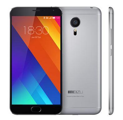 中国 Meizu、フラッグシップモデルスマートフォン「Meizu MX5」を発表