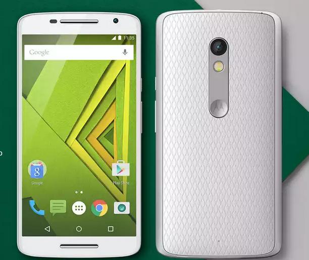 Motorola、フラッグシップモデルスマートフォン「Moto X Play」と「Moto X Style」を発表