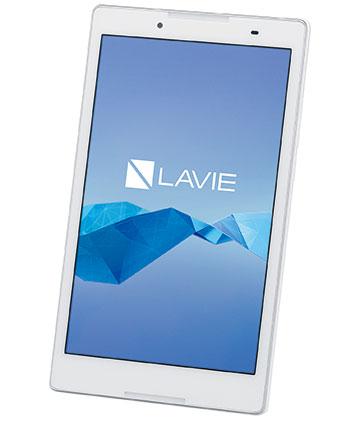 NEC、Android 5,0搭載の8/10,1インチタブレット「Lavie Tab E」を発表