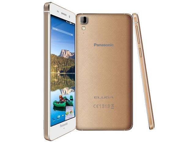 パナソニック、有機EL搭載スマートフォン「ELUGA Z」をインドで発表