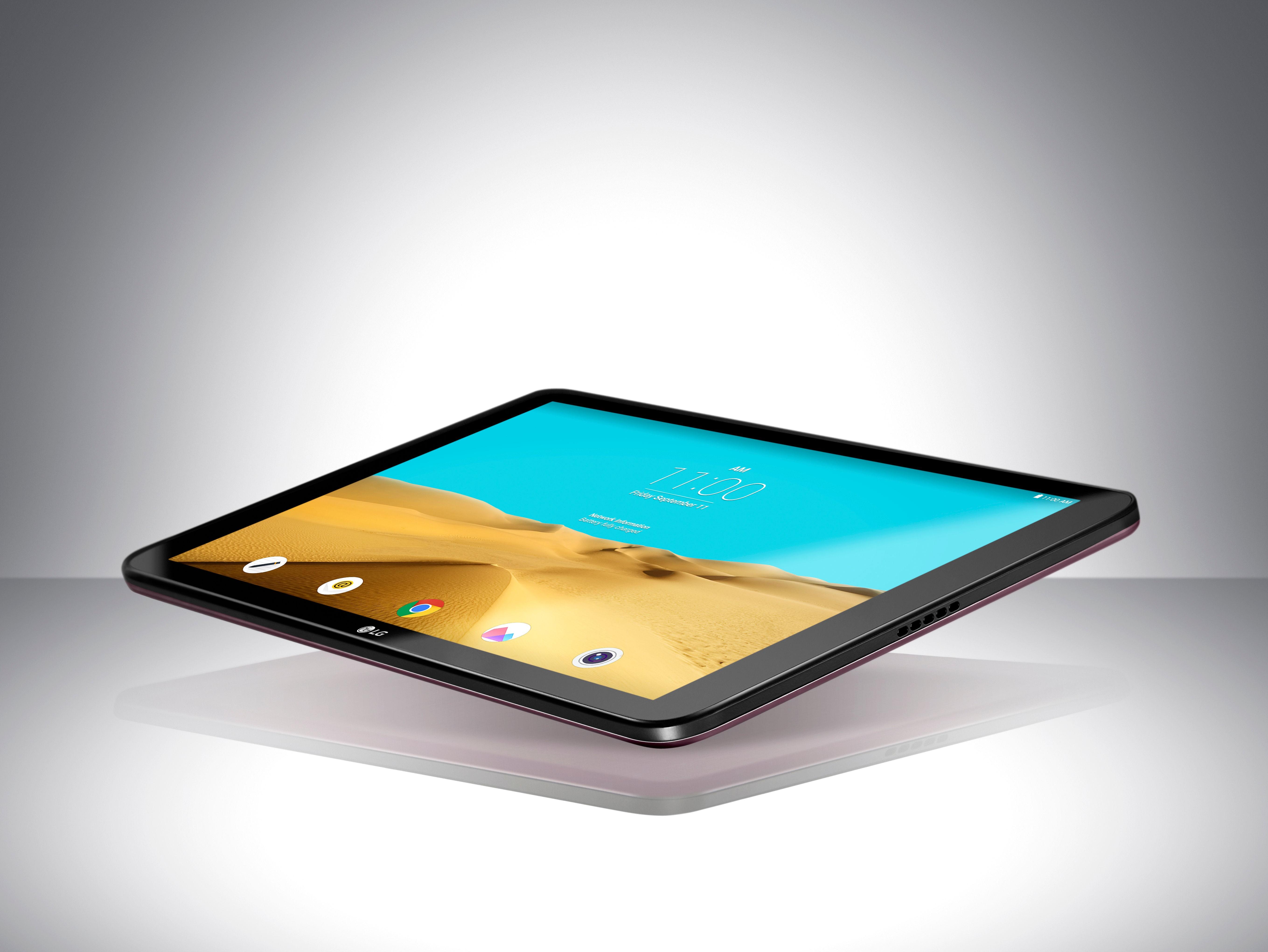 LG、10,1インチタブレットの「LG G Pad Ⅱ 10.1」を発表へ