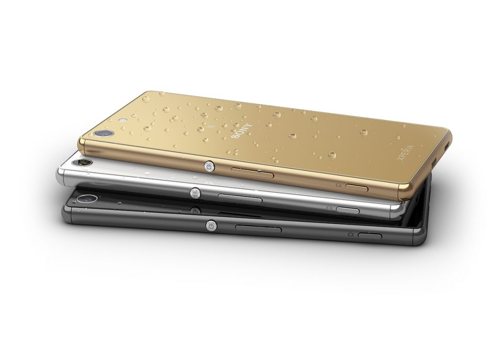 ソニーモバイル、2150万画素カメラ搭載のスマートフォン「Xperia M5」を発表